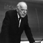 Ernst Gombrich fala sobre o fazer artístico