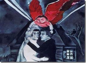 Chagall - Matrimônio
