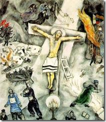 Chagall - A Crucificação Branca (1938)