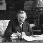 G.K. Chesterton fala sobre insanidade e criação literária