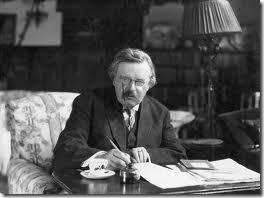 G.K. Chesterton: Sobre a leitura