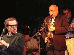 Woody Allen e Luis Fernando Veríssimo