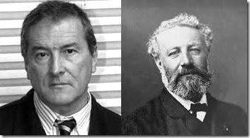J. J. Benítez e Júlio Verne: a mesma pessoa?
