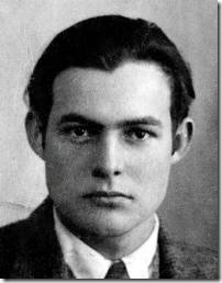 Ernest Hemingway: A Fome como Boa Disciplina