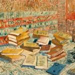 Vincent van Gogh e os livros amarelos