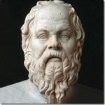 Trecho d'A República, de Platão: Sócrates descreve as quatro formas de deterioração do Estado