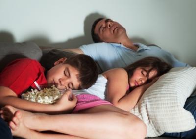 Filme em família