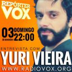 Minha entrevista à Radiovox