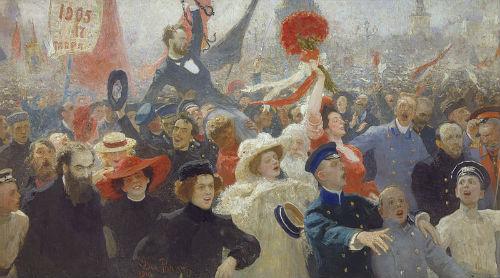 Revolução Russa de 1905
