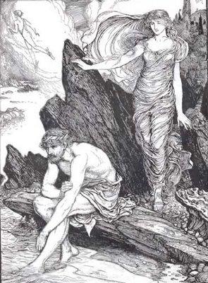 Calipso e Ulisses