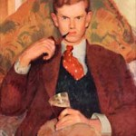 Evelyn Waugh: sobre comes e bebes…