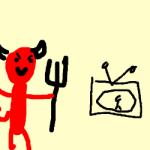 ¿Até tu, Satanás?